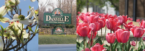 Danville Scenic Photos